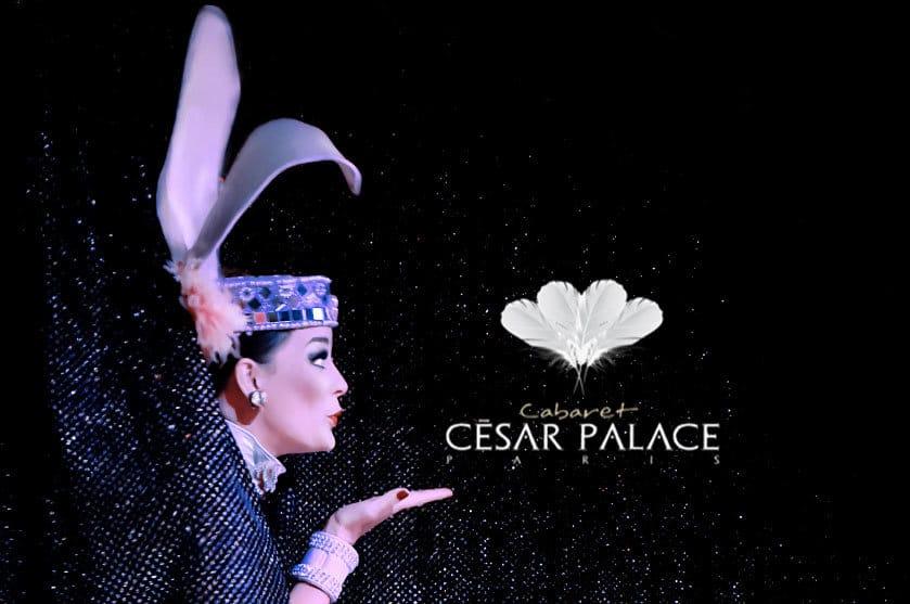 Spectacle Cabaret César Palace Paris
